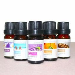 10ml Essential Oil Pure Aromatherapy Fragrance Body Massage