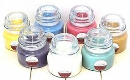 15 oz Jar Soy Candle - Assorted colors and fragrances