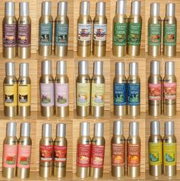 2 Bottles Yankee Candle Concentrated Room Spray Roomspray Yo