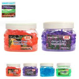 2pc 8oz Gel Crystal Beads Air Freshener Fragrance Aromathera