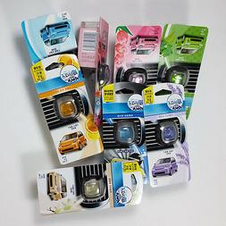 3pcs FEBREZE Car Air Fresheners & Odor Eliminator with Vent