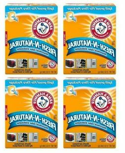 3x  Arm & Hammer Fresh-N-Natural Household Odor Eliminator F