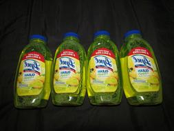4 Lysol concentrate clean and fresh multi surface cleaner