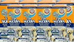 4 Pk, Arm & Hammer Pet Fresh Carpet Odor Eliminator Plus Oxi