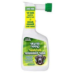 SIMPLE GREEN 432107 Outdoor Odor Elim Trigger for Pets, 32-O