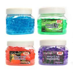 4pc 8oz Gel Crystal Beads Scented Fragrance Aromatherapy Str