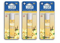 Ozium 500 .8 Ounce 6 pack 6 Scent Variety One of Each kind