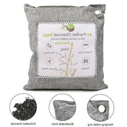 500g Activated Charcoal Air Purifying Bags Non-Toxic Efficie