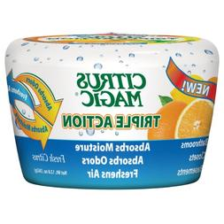 Citrus Magic 618372454 Triple Action Moisture and Odor Absor