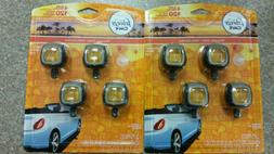 8 Febreze Car Vent Clips Air Freshener Eliminates Odors Hawa