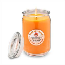 Angry Orange Odor Eliminating Soy Candle From Eliminates Odo