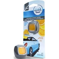 Febreze Car Vent Clip Smoke Odor Eliminator Fresh Citrus Air