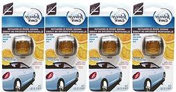 Febreze Car Vent Clips Air Freshener Smoke Odor Eliminator,