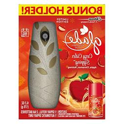Glade Large Automatic Spray Air Freshener Starter Kit, Cozy