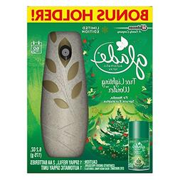 Glade Large Automatic Spray Air Freshener Starter Kit, Tree