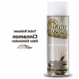 Hi-Tech Total Release Odor Eliminator - Cinnamon - Use as an