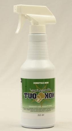 Nok-Out Odor Remover and Disinfectant - 16oz Spray Bottle