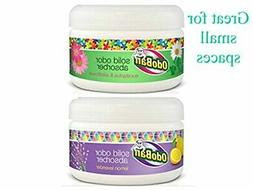 OdoBan 8oz Solid Odor Absorbers for Home and Small Spaces