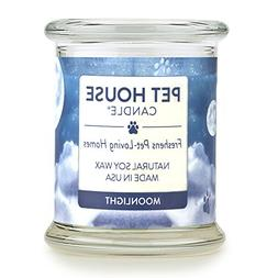 One Fur All - 100% Natural Soy Wax Candle, 20 Fragrances - P