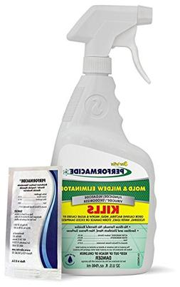 Performacide 122032-12 Mold and Mildew Eliminator, Pro Pack,