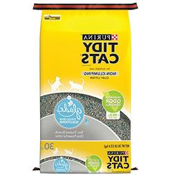 Purina Tidy Cats With Glade Tough Odor Solutions Clear Sprin