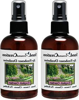 Set of 2-4-oz.-Concentrated Spray Air-Freshener/Deodorizer -