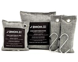 IE.HOME 100% All Natural Activated Bamboo Charcoal Air Purif