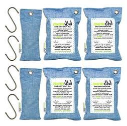 activated bamboo charcoal air purifying bags by