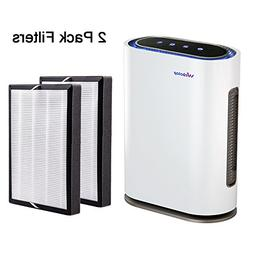 Webetop Air Purifier with 3-in-1 True HEPA Filters Real Time