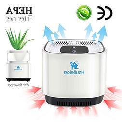 Houselog Air Purifier with True HEPA Filter Portable Aromath