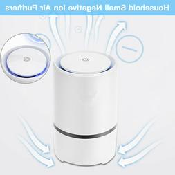 Air Purifier Cleaner Generator Home Ionizer Portable Odor Du