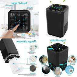 Air Purifiers 5 Speed Air Cleaner True Filter For Home Offic