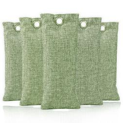 Air Purifying Bag Bamboo Activated Charcoal Nature Freshener