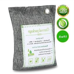 IYING Natural Air Purifying Bag. Bamboo Charcoal Air Freshen
