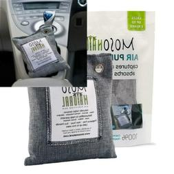 Air Purifying Bag. Bamboo Charcoal Air Freshener, Deodorizer