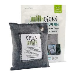 MOSO NATURAL Air Purifying Bag 500g Bamboo Charcoal Air Fres