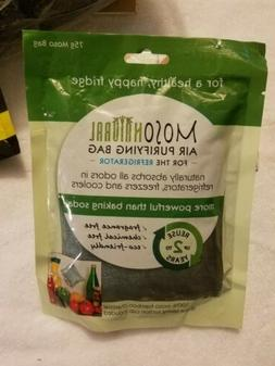 Moso Natural Air Purifying Bag for the Refrigerator 75g