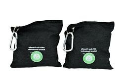 Dermomama Natural Air Purifying Bag Odor Eliminator and Abso