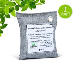 Willow Source Natural Air Purifying Bags -Moso Bamboo Activa