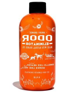 Angry Orange Pet Odor Eliminator for Dog and Cat Urine for C