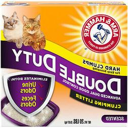 Arm & Hammer Double Duty Advanced Odor Control Clumping