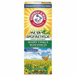 Arm & Hammer Carpet Odor Eliminator, Fresh Breeze, 6 Boxes