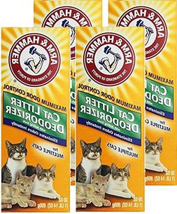 ARM & Hammer Cat Litter Deodorizer-Super Size Pack-30 oz Pac
