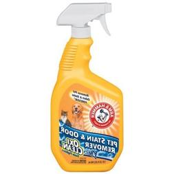 Arm & Hammer Pet Stain & Odor Remover Plus Oxiclean, 32 fl o