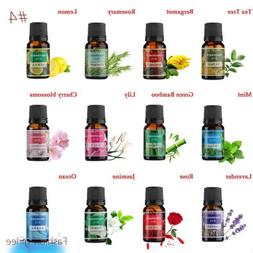 Aromatherapy Natural Pure Message Essential Oils Fragrances