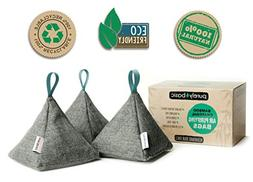 Purely Basic Products Bamboo Charcoal Air Purifying Bags ::