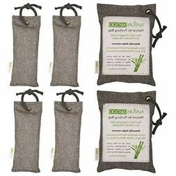 Bamboo Charcoal Air Purifying Bags, The Best Natural Odor El