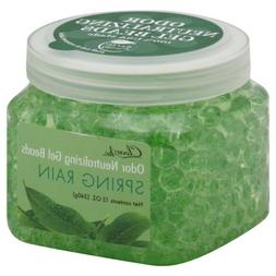 Smells Begone Calming Rain Odor Neutralizing Gel Beads 12-oz