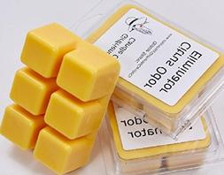 Citrus Odor Eliminator Scented Wax Melt