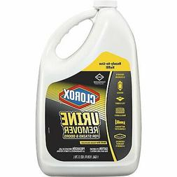 Clorox 31351EA Urine Remover, 1 gal Bottle, Clean Floral Sce